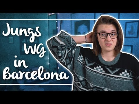 Noch Jungfrau? | JUNGS WG in BARCELONA |Tag 7| Annikazion