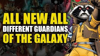 A New Star-Lord (All New All Different Guardians Of The Galaxy Vol 1: Emperor Quill)