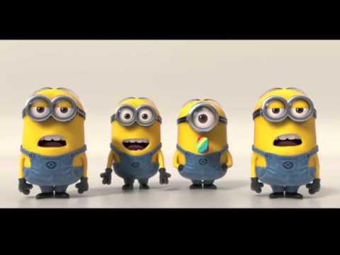 Pharell Williams Fun, Fun, Fun Minions