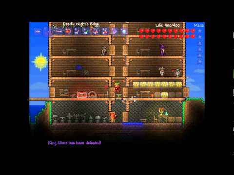 how to stop the corruption in terraria