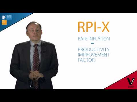 Electricity Distribution Regulation in the UK (RPI-X), Michael Pollitt - Part 1