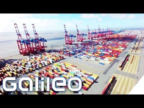 Hinter den Kulissen des Bremerhaven | Galileo | ProSieben