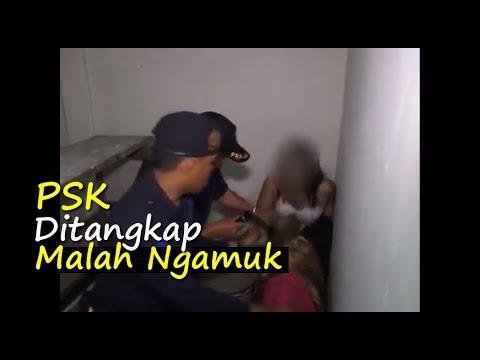 PSK Ngamuk Saat Terjaring Operasi Satpol PP