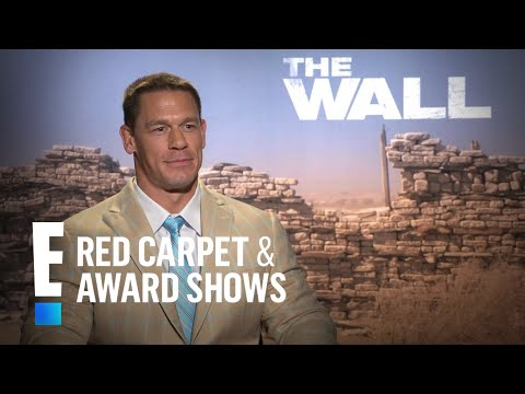 John Cena Tests His Celebrity Wedding Knowledge | E! Live from the Red Carpet