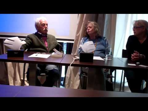 José Tarres speaks on history of Girona, Spain. Part 1