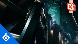 The Full Square Enix E3 Press Conference With Game Informer