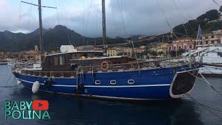 Первая рыбалка после карантина Морская рыбалка Италия