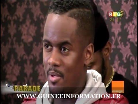 BLACK M  arrive à Conakry le 11 février à 21 heures, et promet le plus grand concert de sa vie