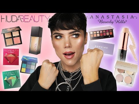 BATTLE OF THE BRANDS: HudaBeauty vs. Anastasia Beverly Hills | The First Impressions...