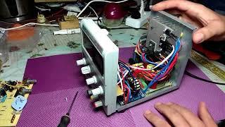 BAKU 1502DD Переробка під нормальний ЛБП