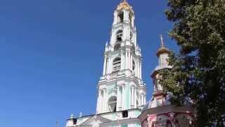 Свято-Троицкая Сергиева Лавра(Перезвон., 2015-07-27T07:22:13.000Z)