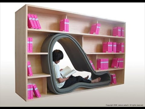 9 creative bookshelf designs modern style bookcase. Black Bedroom Furniture Sets. Home Design Ideas