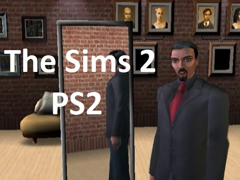The Sims 2 - PS2 (Эмулятор)(Русский обзор)