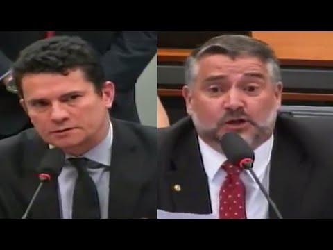 Deputado do PT tenta humilhar e intimidar o juiz Moro na Câmara e acaba destruído; veja
