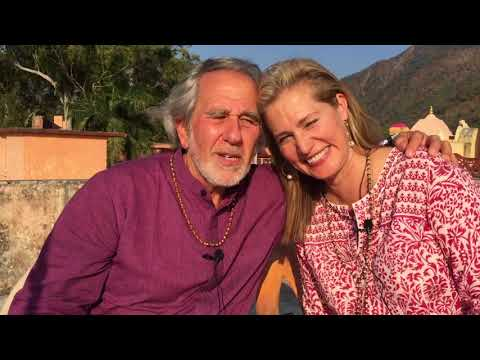 Interview with Bruce Lipton at the International Yoga Festival