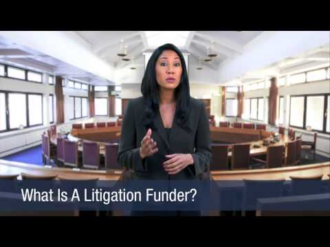 What Is A Litigation Funder