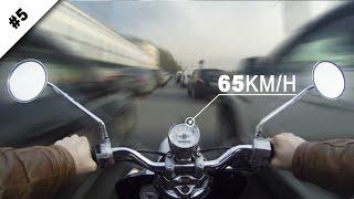 Yamaha Vino максимальная скорость в стоке 65 км/ч , top speed.