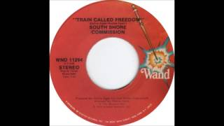 "South Shore Commission - ""Train Called Freedom"""
