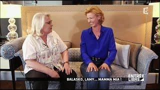 Josiane Balasko et Alexandra Lamy, quelles mères sont-elles à l'écran ? - Entrée libre