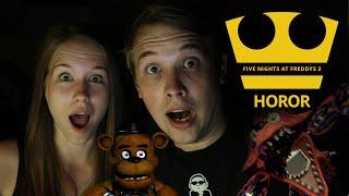 Jirka a ségra Hraje - Five Nights at Freddy´s 3 - Hororovka!