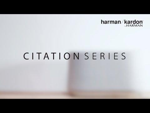 в серию активной умной акустики Harman Kardon Citation вошли