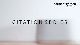 Harman Kardon Citation Series | IFA 2018