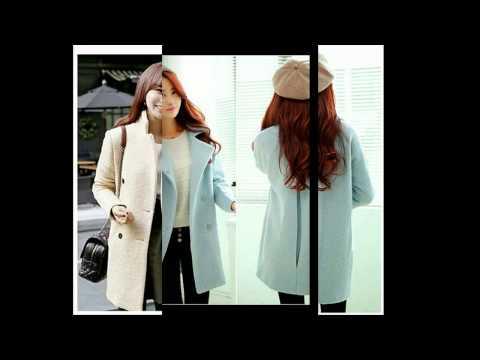 Những Mẫu áo Khoác Nữ đẹp Nhất 2015