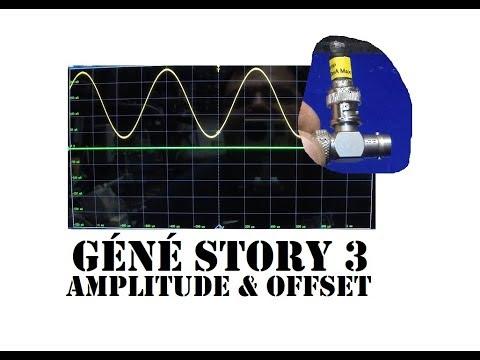 Cyrob : Géné story 3, Amplitude et offset..plus un petit gadget bien utile !