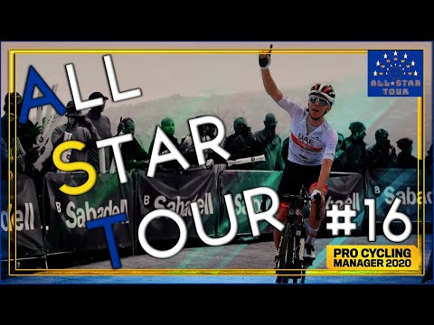 All-Star Tour #16 || Pro Cycling Manager 2020 |