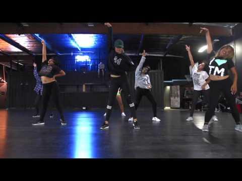 Jeffrey Caluag Choreography | Unlock The Swag - Rae Sremmurd