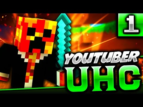 Minecraft SOLO YOUTUBER 1.9 UHC! | #1 (Ultra Hard Core) with PrestonPlayz