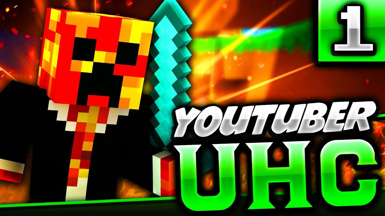 Minecraft SOLO YOUTUBER 8.8 UHC!  #8 (Ultra Hard Core) with PrestonPlayz