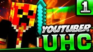 Minecraft SOLO YOUTUBER 1.9 UHC! | #1 (Ultra Hard Core) with PrestonPlayz