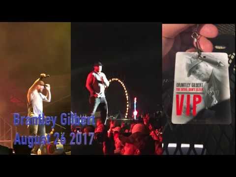 Brantley Gilbert Live Champlain Valley Fair Compilation