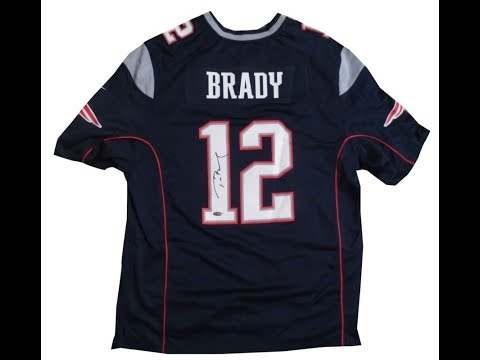 Tom Brady Autograph Signing - What You Need to Know