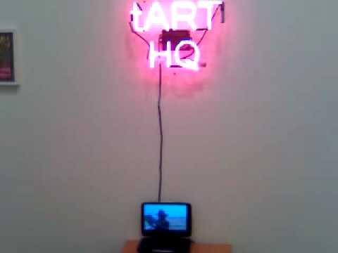 tART HQ @ A.I.R. | damali abrams' video