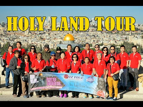 "Holy land Tour by Ritz Tour Super Saver Jakarta-""From the Old to the New Jerusalem Tour"""