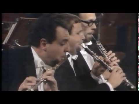 Sergiu Celibidache conducts Mozart's Jupiter-Symphony.