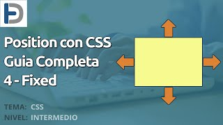 Position en CSS - Guia completa (4, fixed)