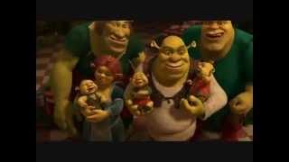 Shrektacular Navidad Del Burro