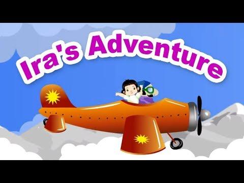 Ira's Adventure   2nd Std   English   English Medium   Maharashtra Board   Home Revise