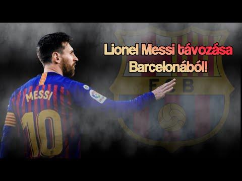 A nap amikor Lionel Messi majdnem elhagyta az FC Barcelonát!   Félidő! thumbnail