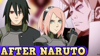 AFTER NARUTO: Sasuke & Sakura's LIFE & DEATH STORY