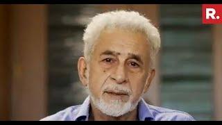 Actor Naseeruddin Shah Campaigns For Amnesty, Makes An 'Ab Ki Baar Manav Adhikaar' Call thumbnail