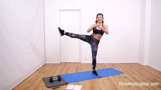 10 минути упражнения, които оформят цялото тяло