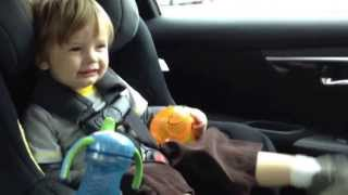 My two-year-old singing Royals by Lorde