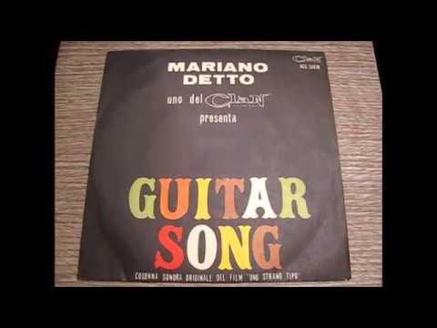 Detto Mariano Guitar Song Clan Celentano Youtube