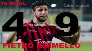 49° Gol del Foggia 2015-2016 RE PIETRO IEMMELLO