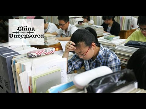 Is the SAT Controlling Your Mind??!! | China Uncensored