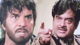 Shatrughan Sinha wants to take Revenge with Dharmendra, Aag Hi Aag - Scene 15/18